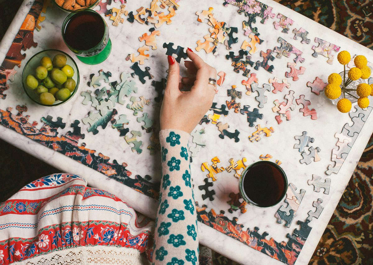 Remodelista Gift Guide 2020 10 Outstanding Jigsaw Puzzles portrait 3