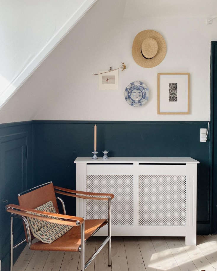 and another from a danish couple's thoughtfully appointed \19\27 townhouse in 16