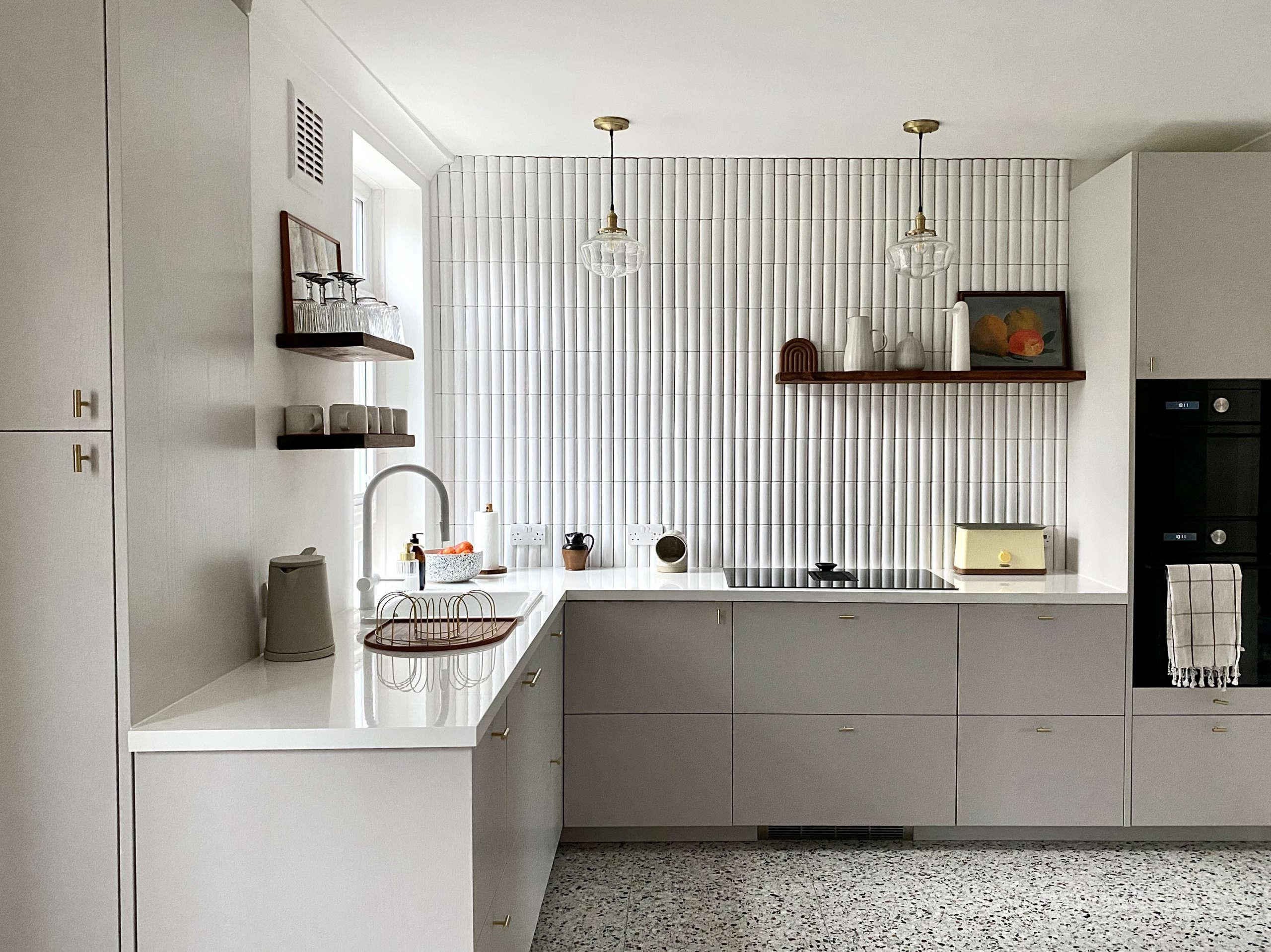 Ferren Gipson's artful new kitchen, Ikea included
