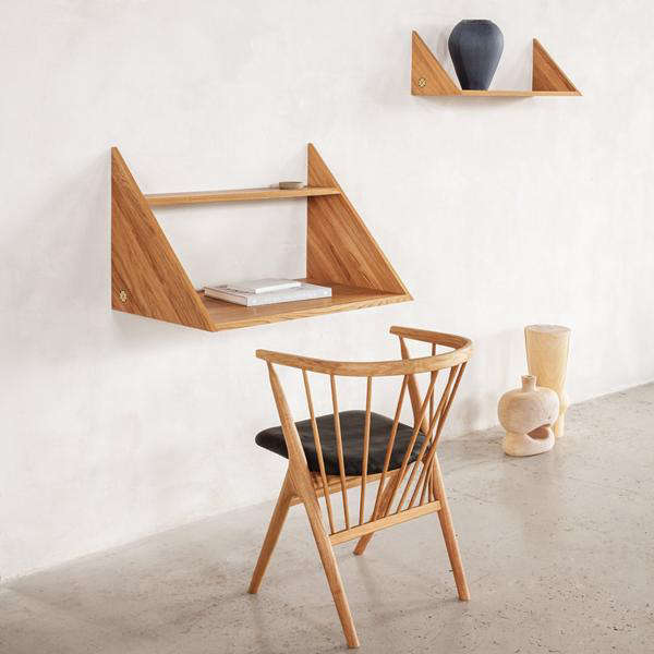 Kasper Eistrup Xlibris Wall Desk