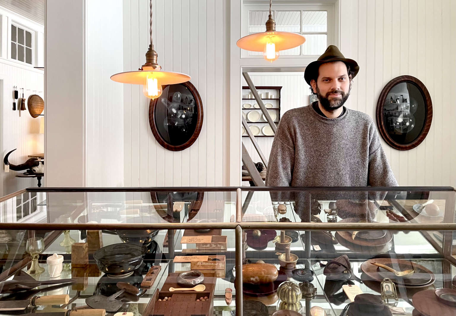 Shoppers Diary A PoetCollector Opens Pidgin in Upstate NY portrait 3