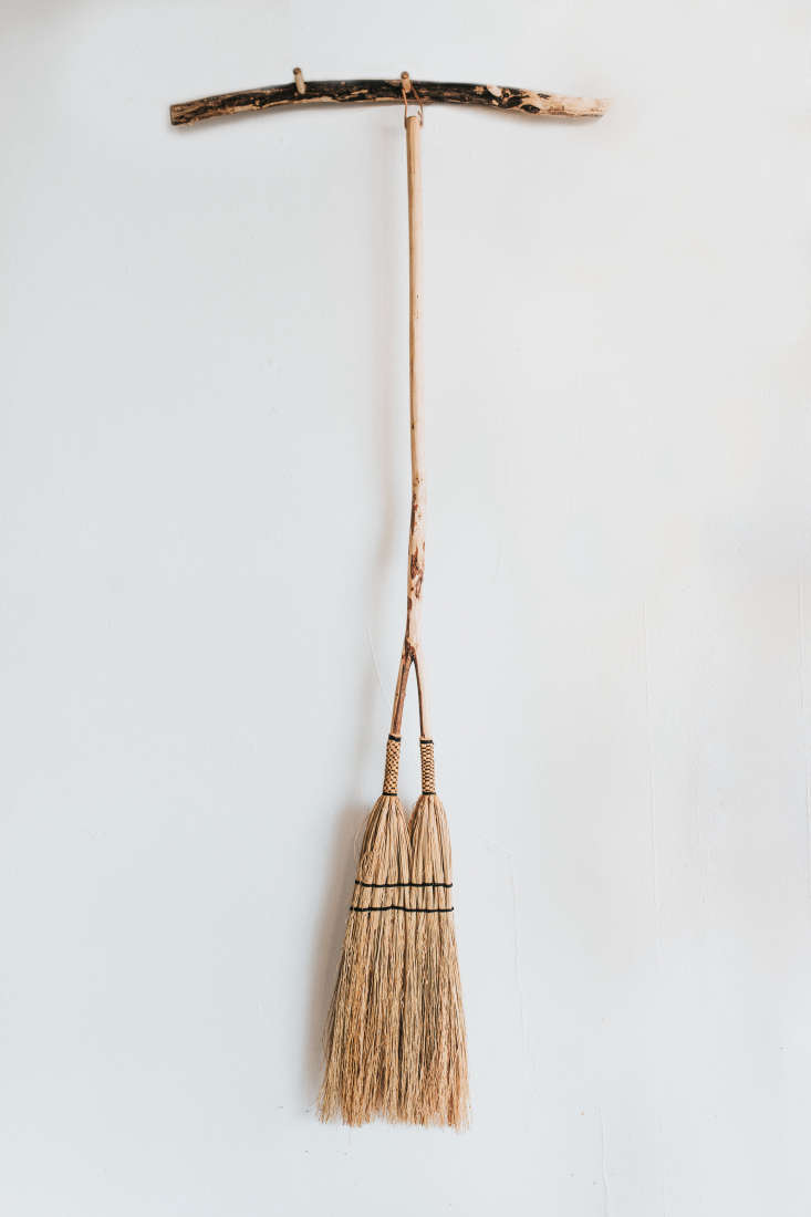Double Brooms from Sunhouse Craft