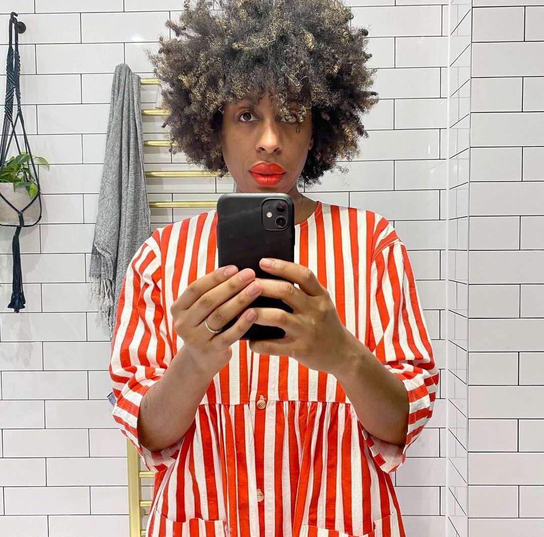 ferren gipson selfie remodeled bathroom london 1080x1066