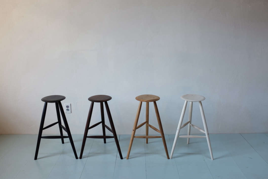 four sawkille drink stools