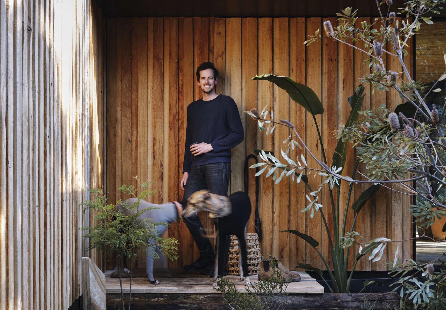 josh fitzgerald casa acton moveable home archier tasmania