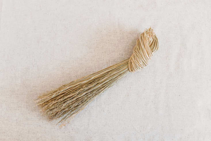 Knot Broom from Sunhouse Craft