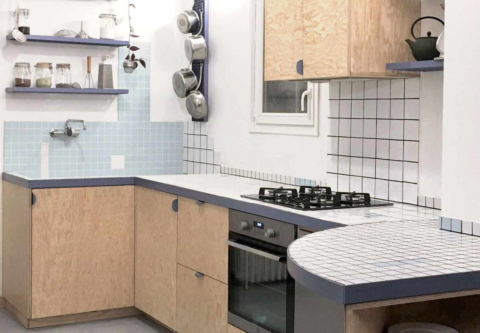 reclaimed tiles kitchen by 127af baptiste potier deborah feldman normandy france 1 1536x1066
