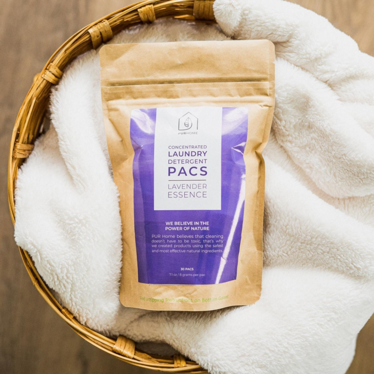 Concentrated Laundry Detergent Pacs Pur Home