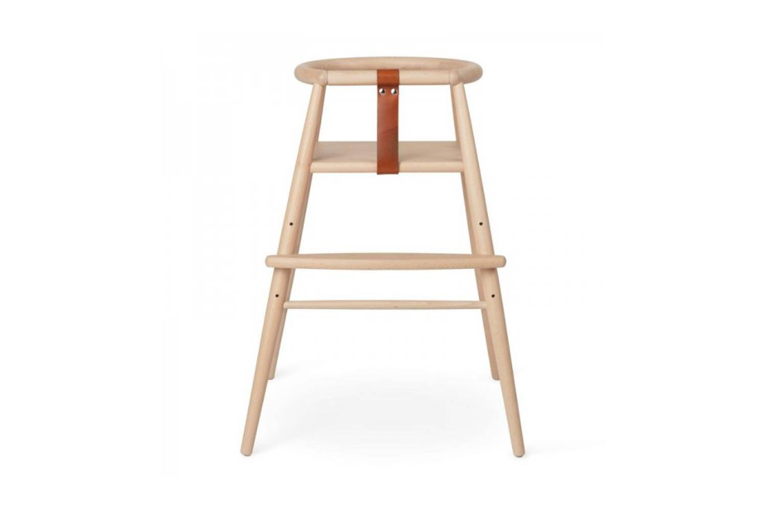 the nanna ditzel nd54 high chair was designed in \1955 and is now available thr 26