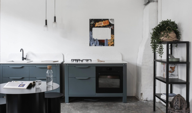 very simple kitchen italy 10