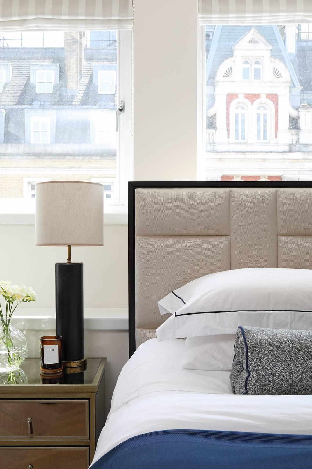 Covent Garden Interior Designed Apartment by Shanade McAllister-Fisher Design