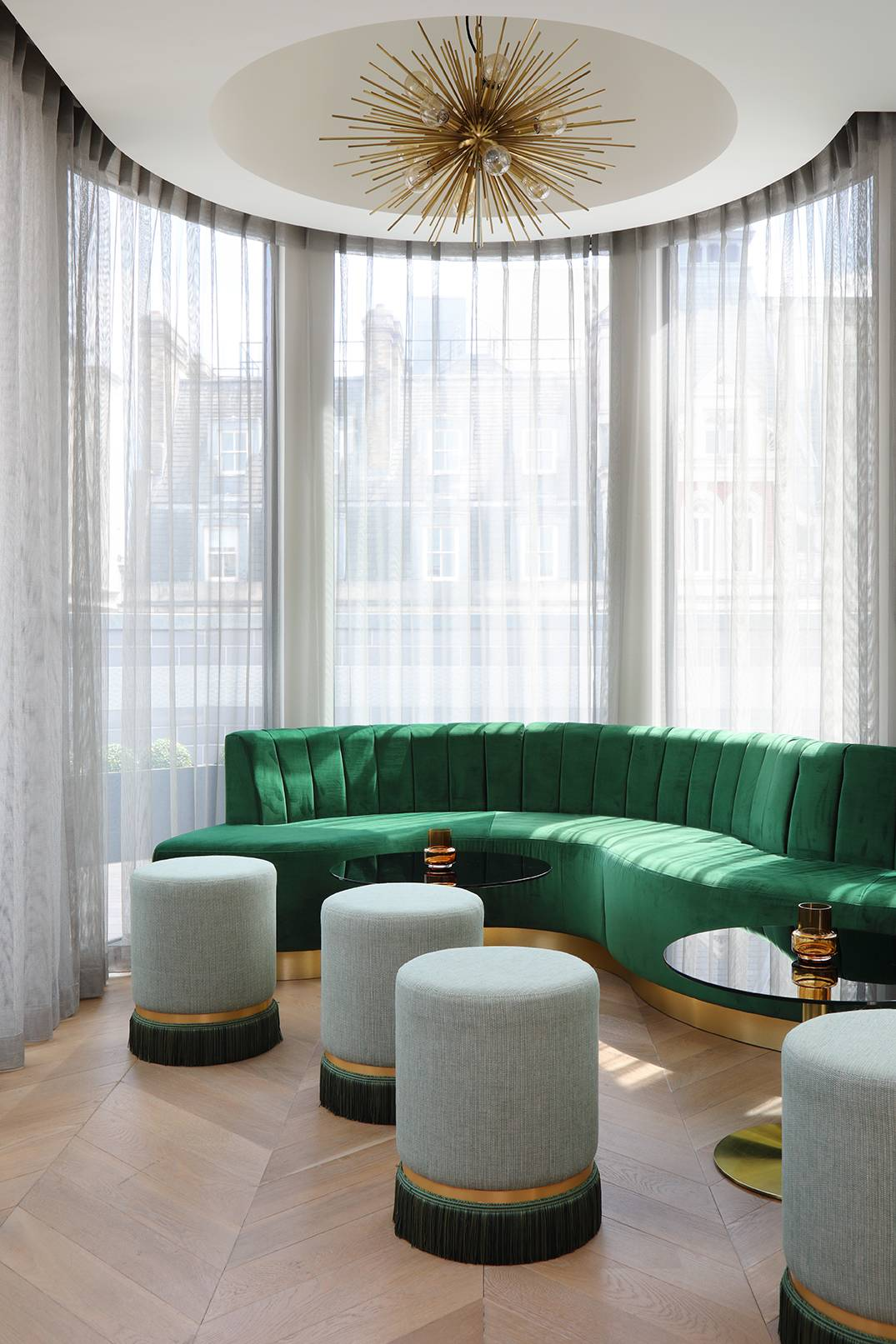 Covent Garden Apartment by Shanade McAllister-Fisher Design