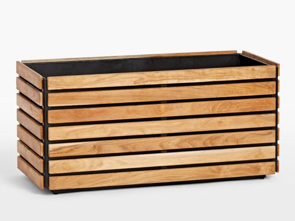 jasper rectangle planter: extra large 15