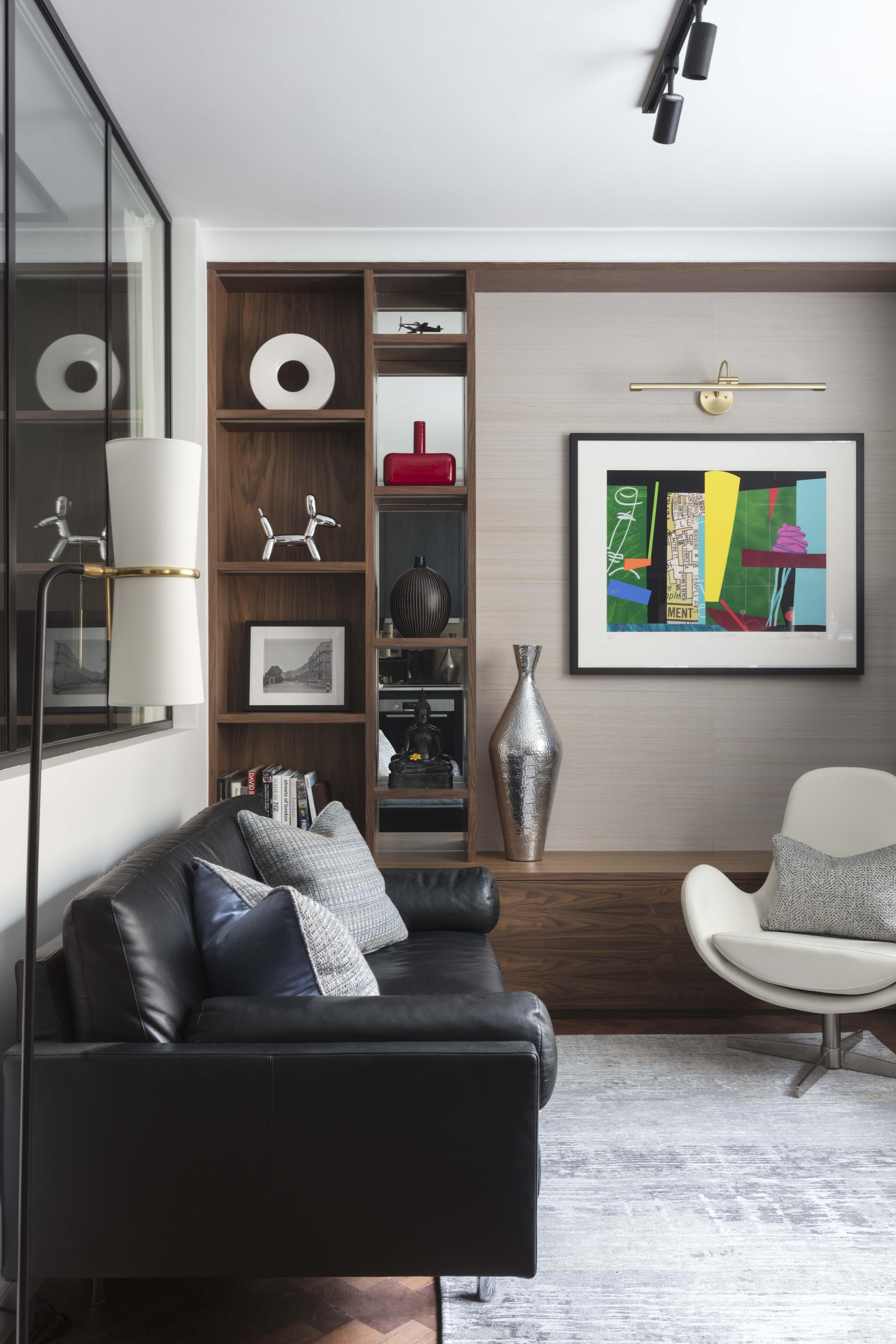 Regent Park Interior Designed Apartment by Shanade McAllister-Fisher Design