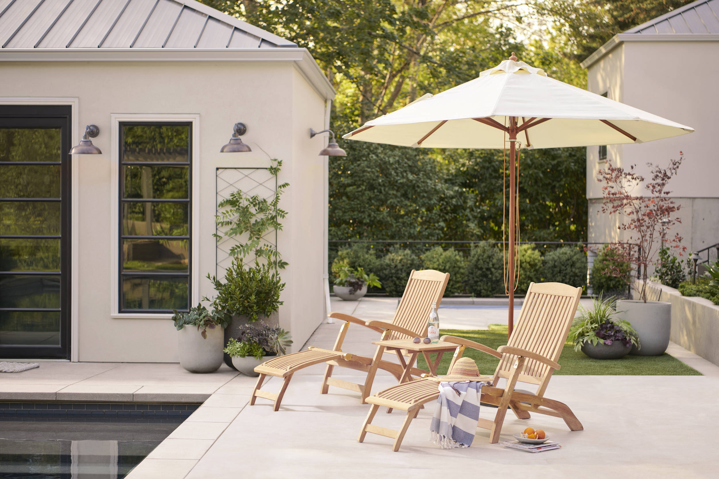 Outdoor Project Five Tips for Creating an Ideal AtHome Retreat from Rejuvenation portrait 3