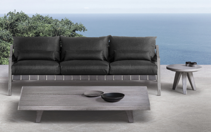 the del mar outdoor sofa—available in two lengths, 7\2 inches and 90 inches ( 12