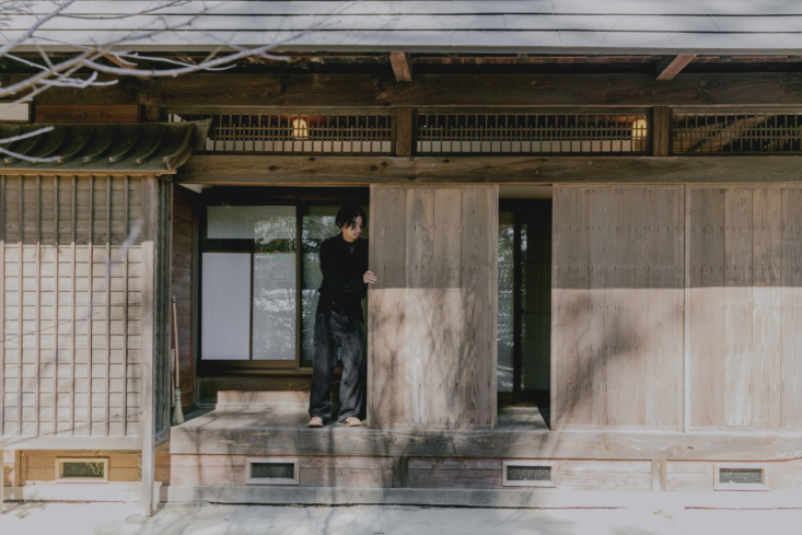 """""""the porch is one of the charms of a japanese traditional house&amp 9"""
