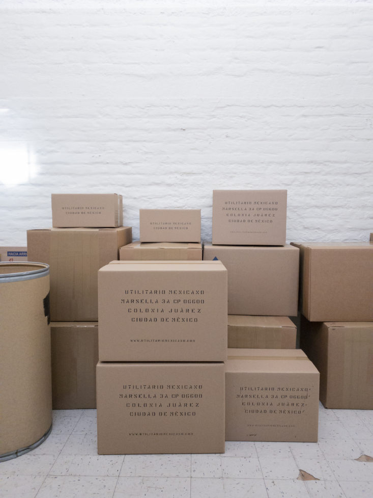 Utilitario-Mexicano-stamped-boxes-Mexico-City.