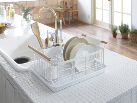 Tosca Over-the-Sink Expandable Dish Drying Rack