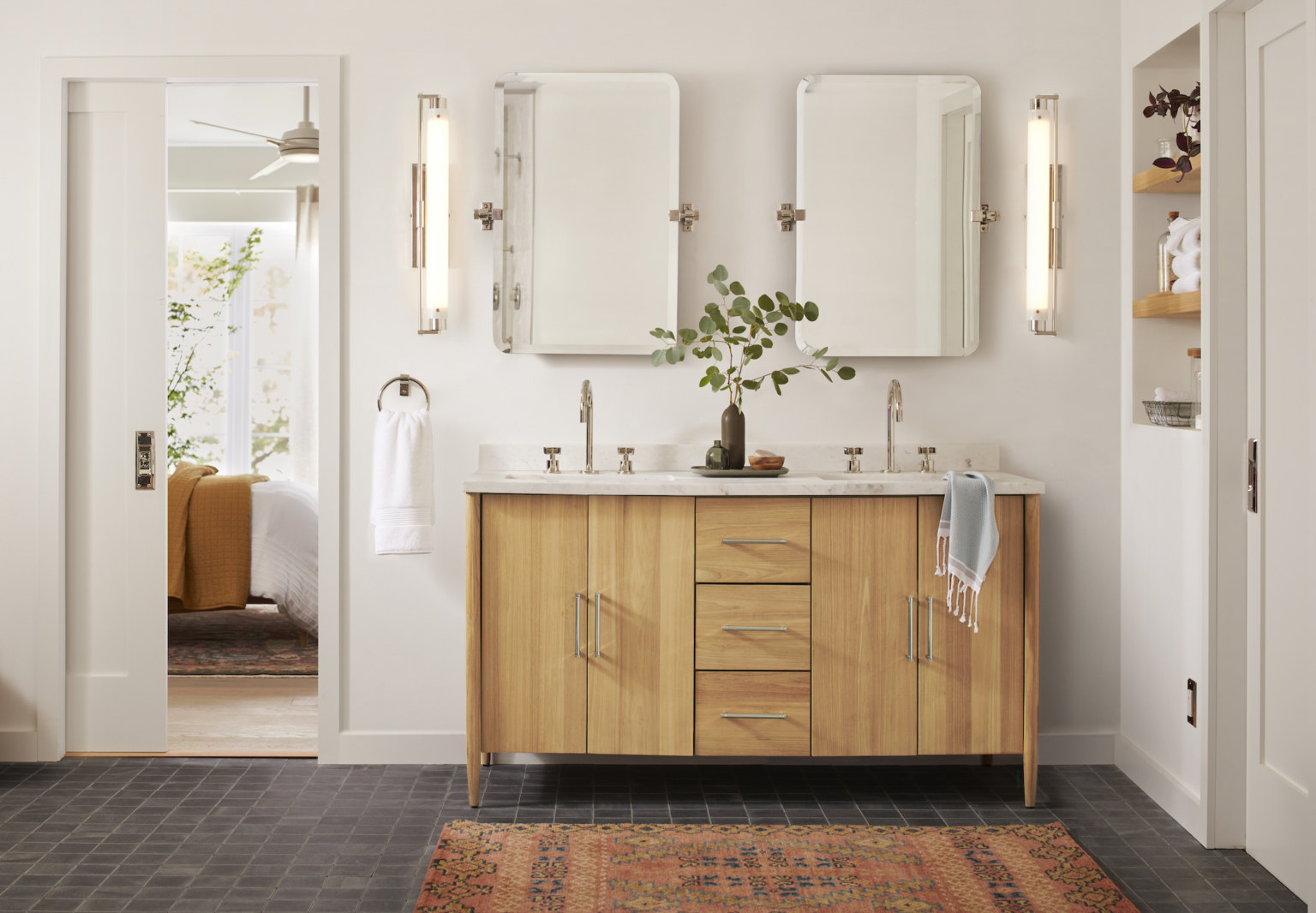 Expert Advice Tips for Upgrading the Guest Bed and Bath with Rejuvenation portrait 3