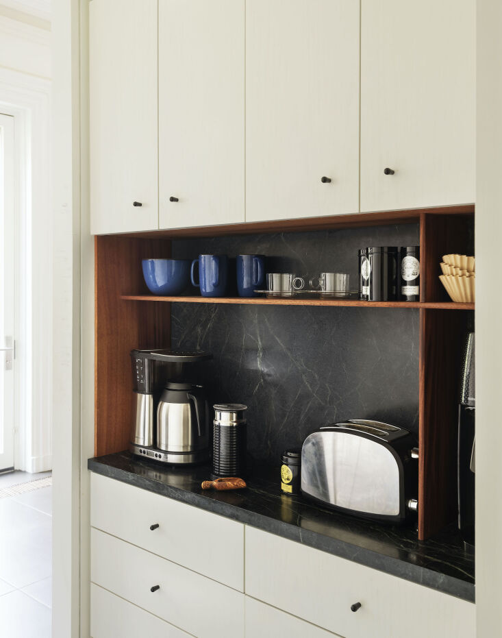 Current Obsessions Upcycled Finds Pantry in architect Elizabeth Roberts' own Brooklyn kitchen remodel.