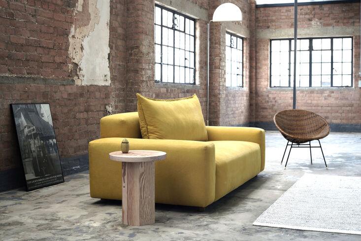 push pull contemporary sofa