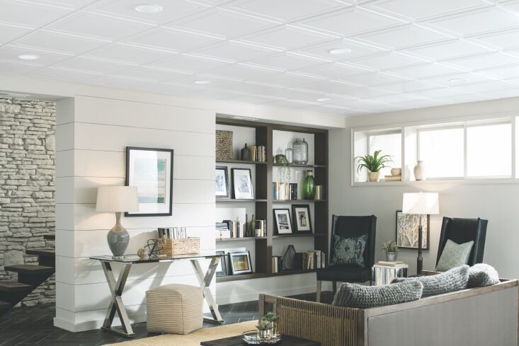 """above: for the minimalist, single raised \24"""" x \24"""" panels are a subtler t 11"""