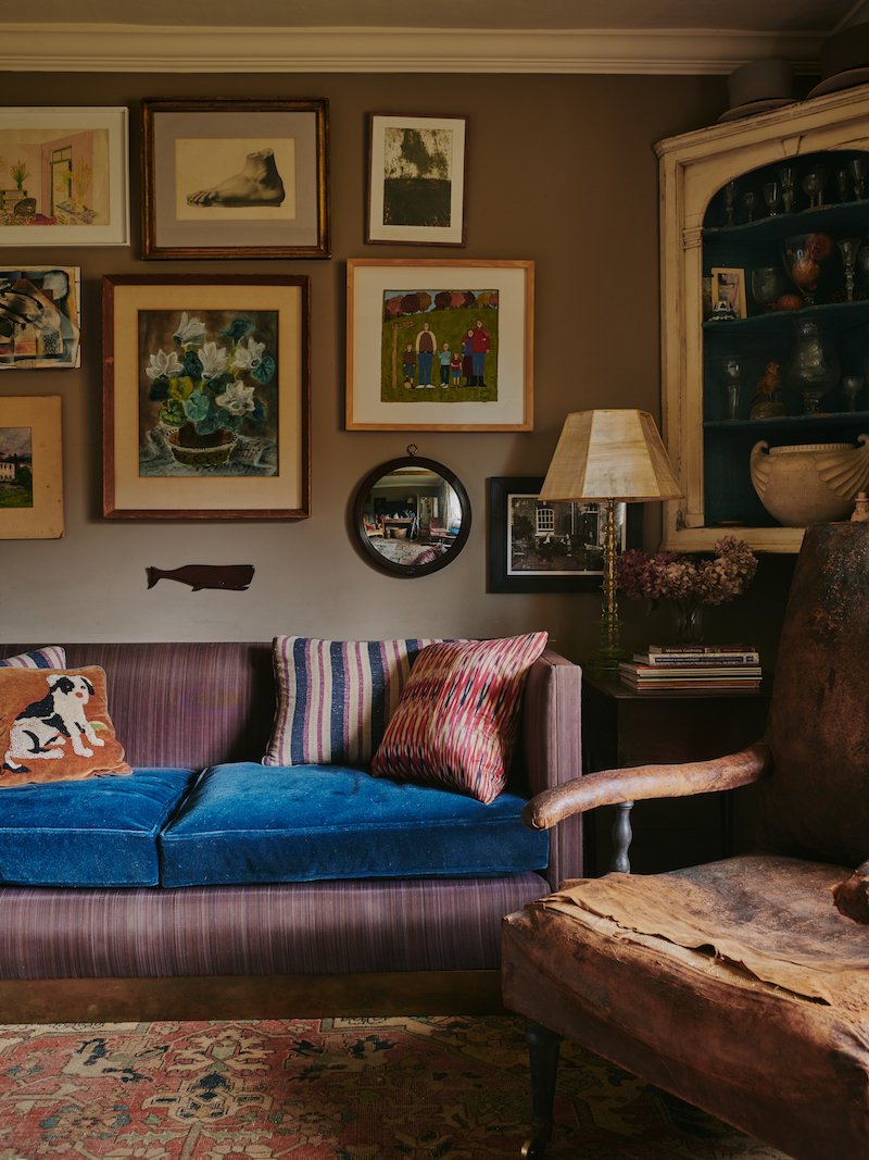 The Joy of Discovery: At Home with British Dealer/Decorator Max Rollitt - Remodelista