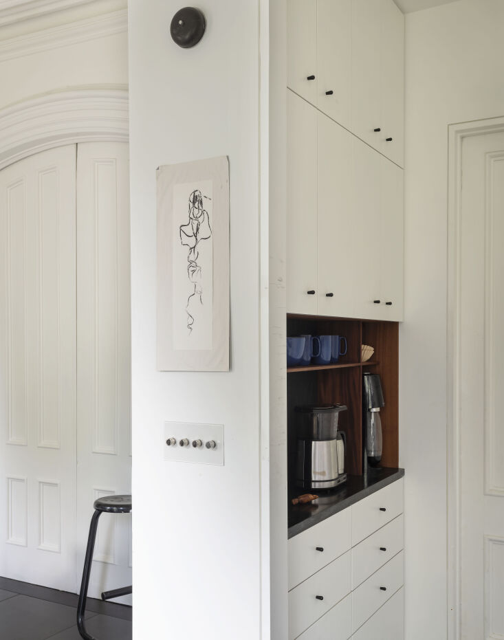 Current Obsessions Upcycled Finds Pantry architect Elizabeth Roberts Brooklyn kitchen update