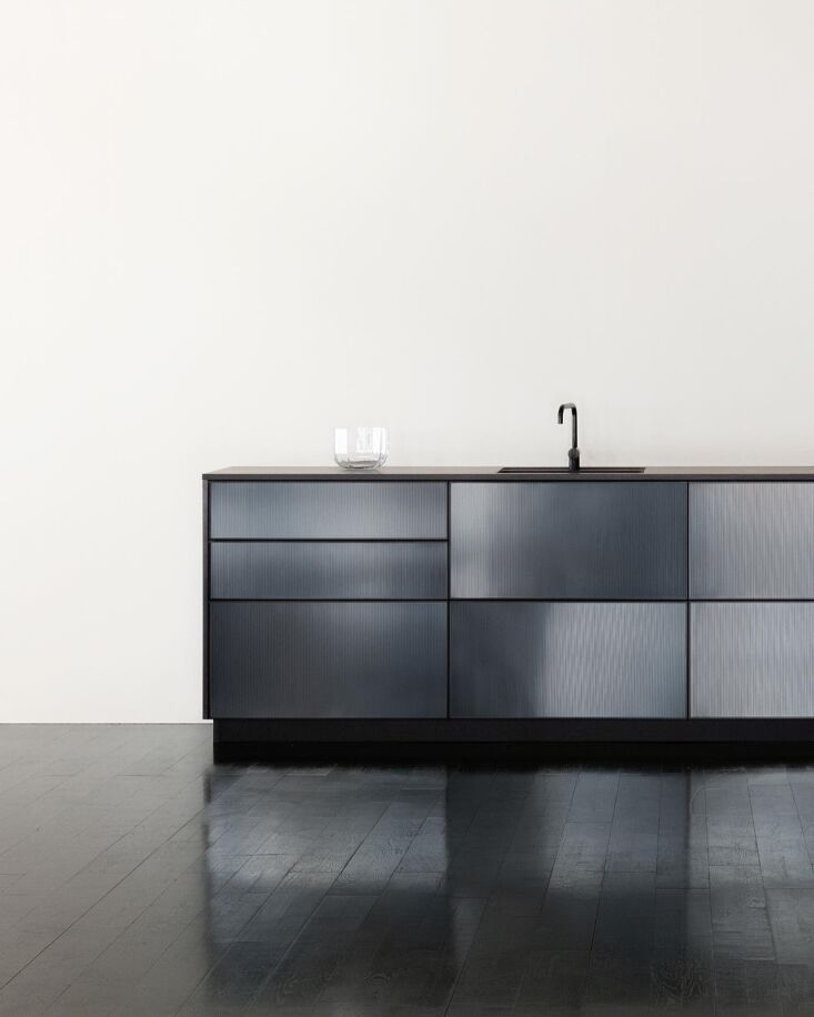 Kitchen of the Week Reflect from Starchitect Jean Nouvel Courtesy of Reform portrait 3_22
