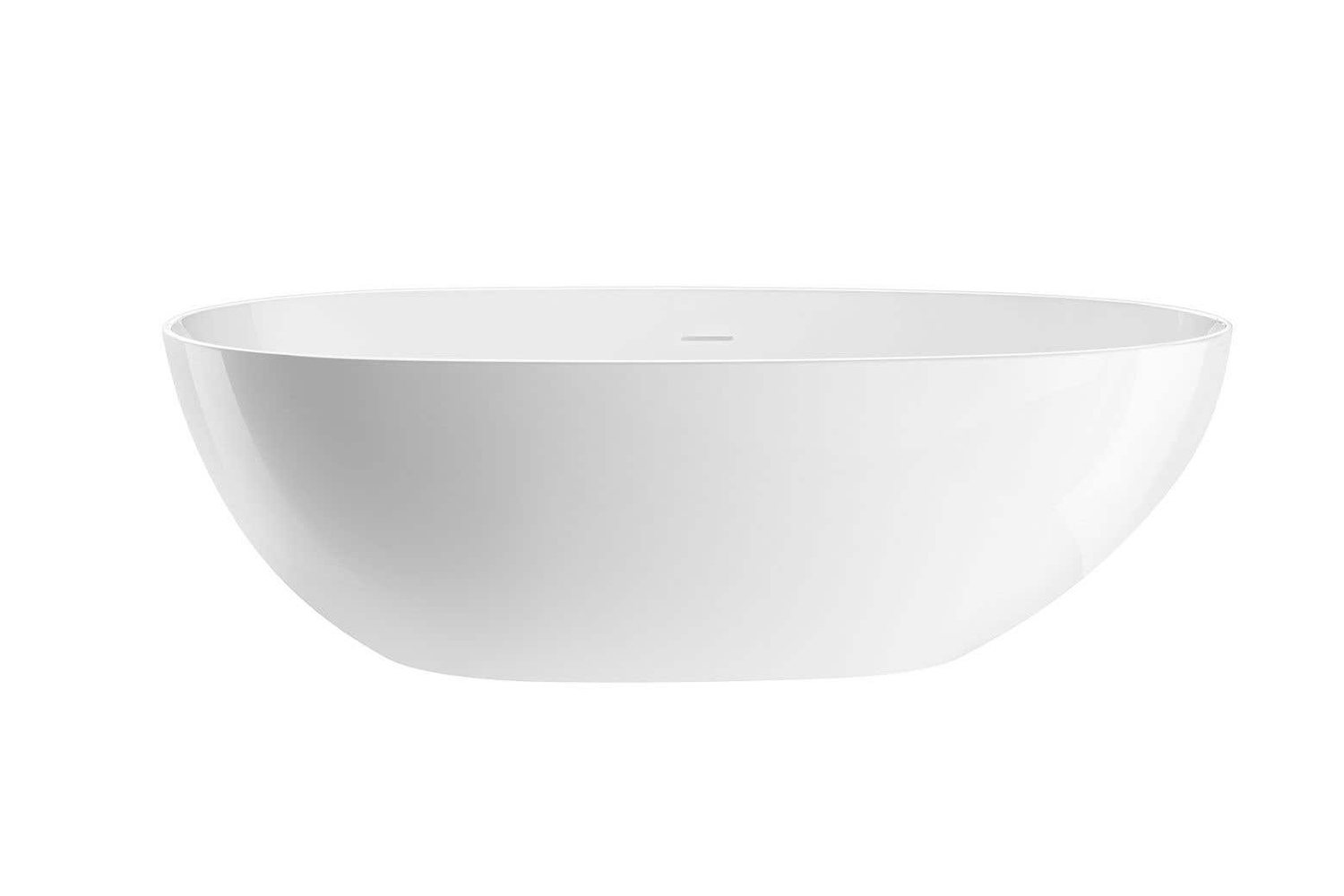 the ainsley 7\1 inch freestanding double end tub by randolph morris is \$\1,\19 16