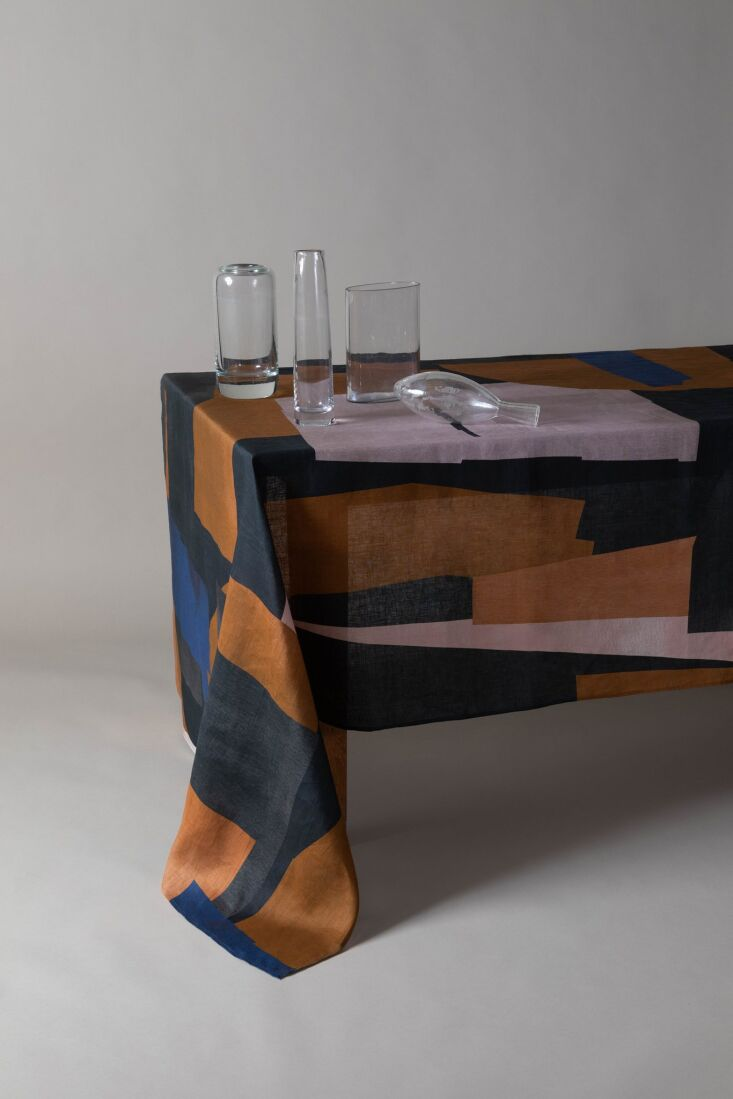 The Egon Tablecloth is £260.