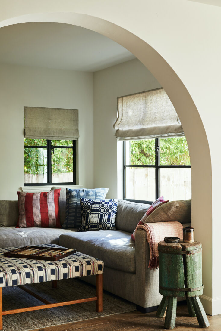 &#8\2\20;some of the arches in the home are original, and some of the other 13