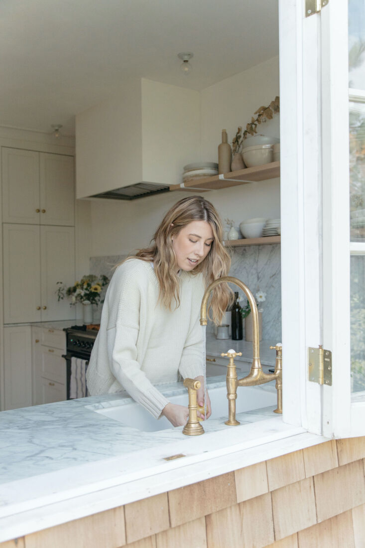the faucet wasn&#8\2\17;t the most expensive item in the kitchen, &#8\2 18