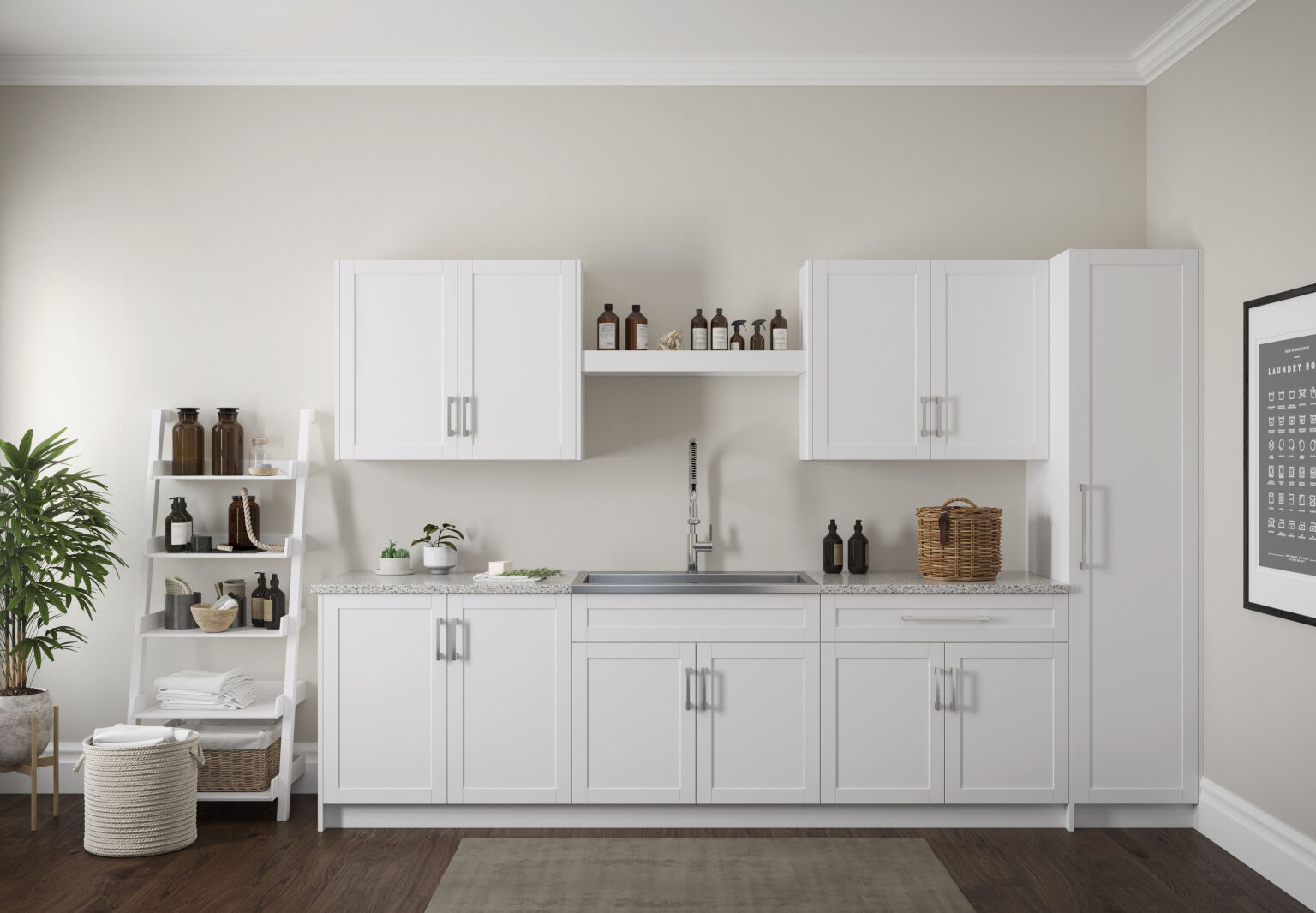newage laundry cabinets
