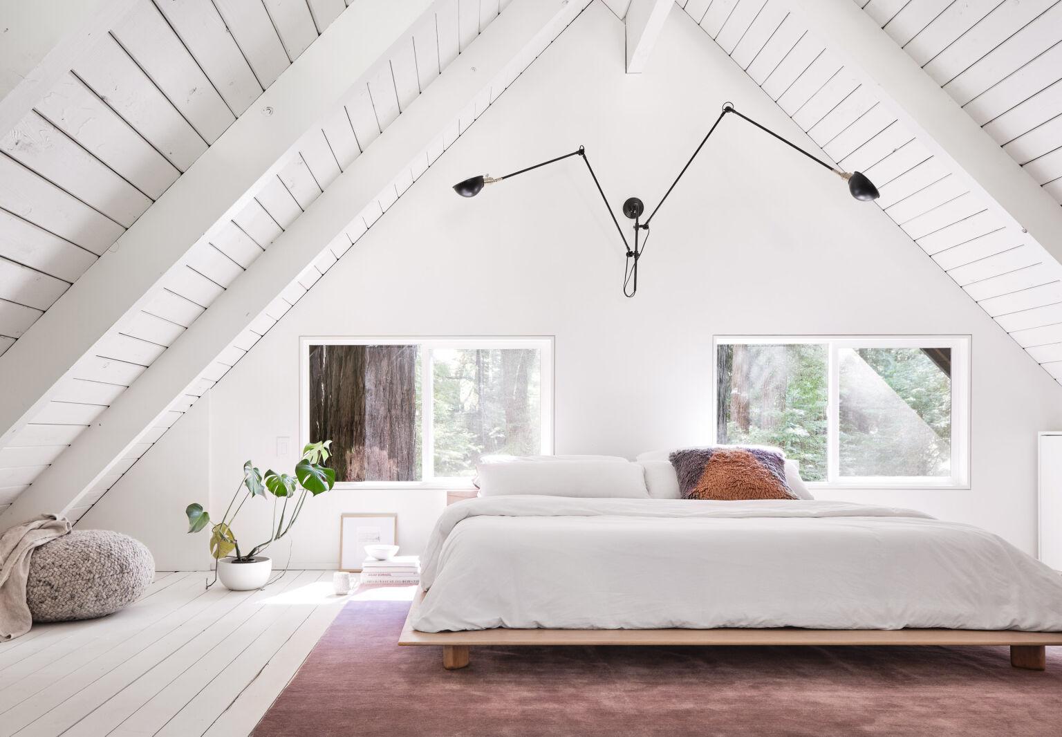 revival bedroom blue hour rug