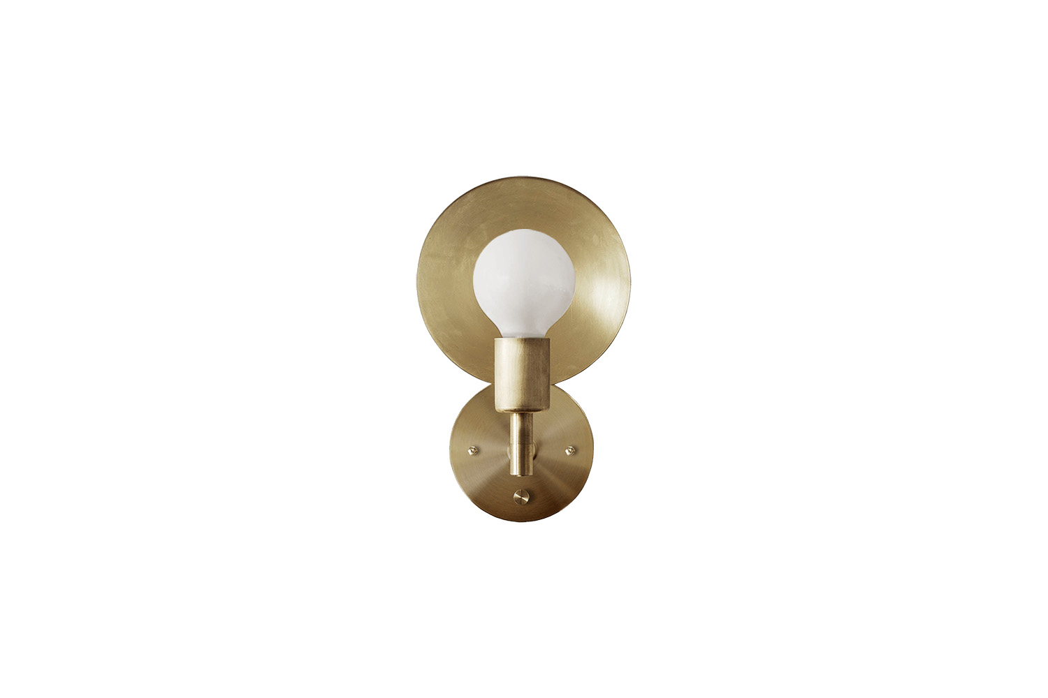 the workstead orbit sconce is \$985 at workstead. 19
