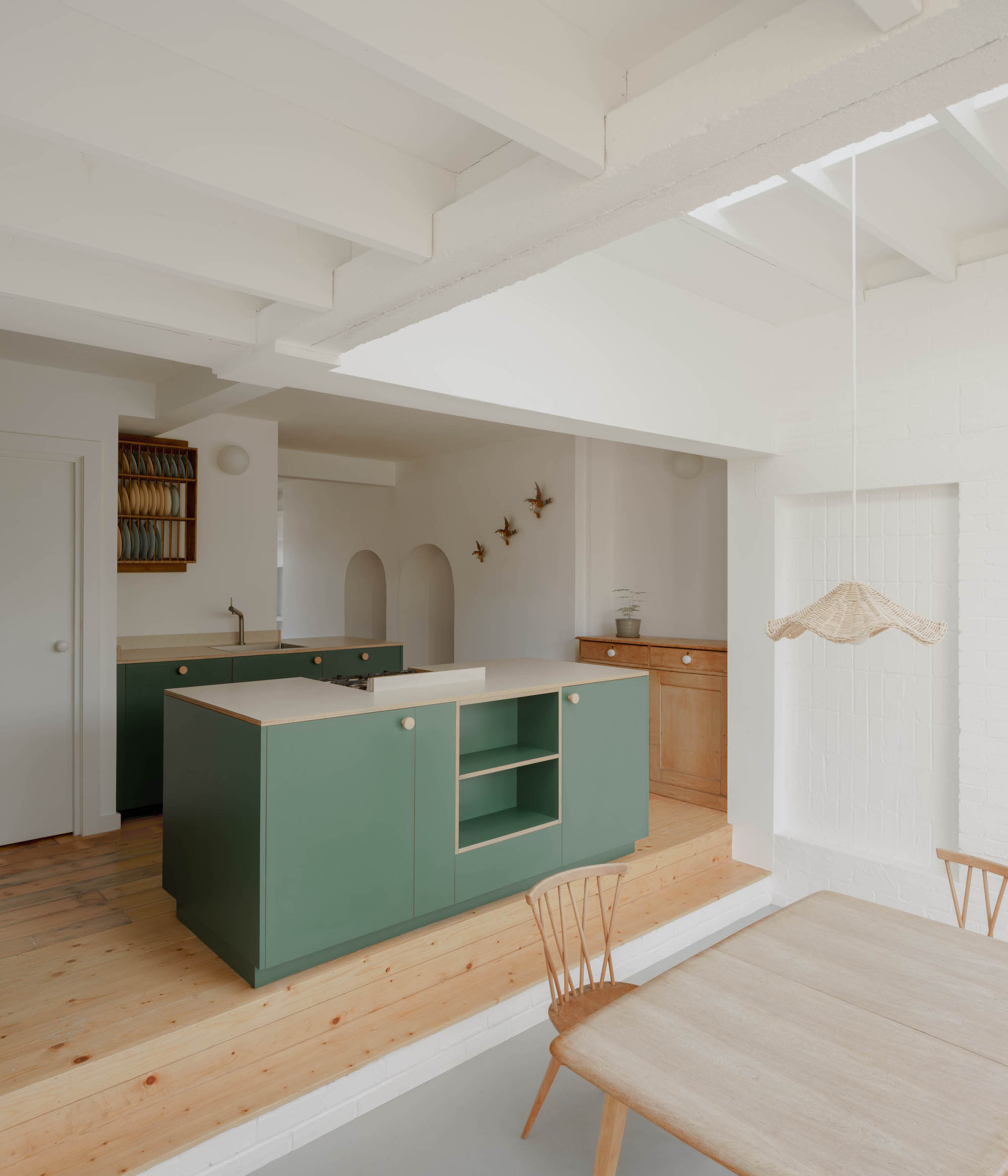 Kitchen of the Week: An Ikea Kitchen, Elevated and Upgraded - Remodelista