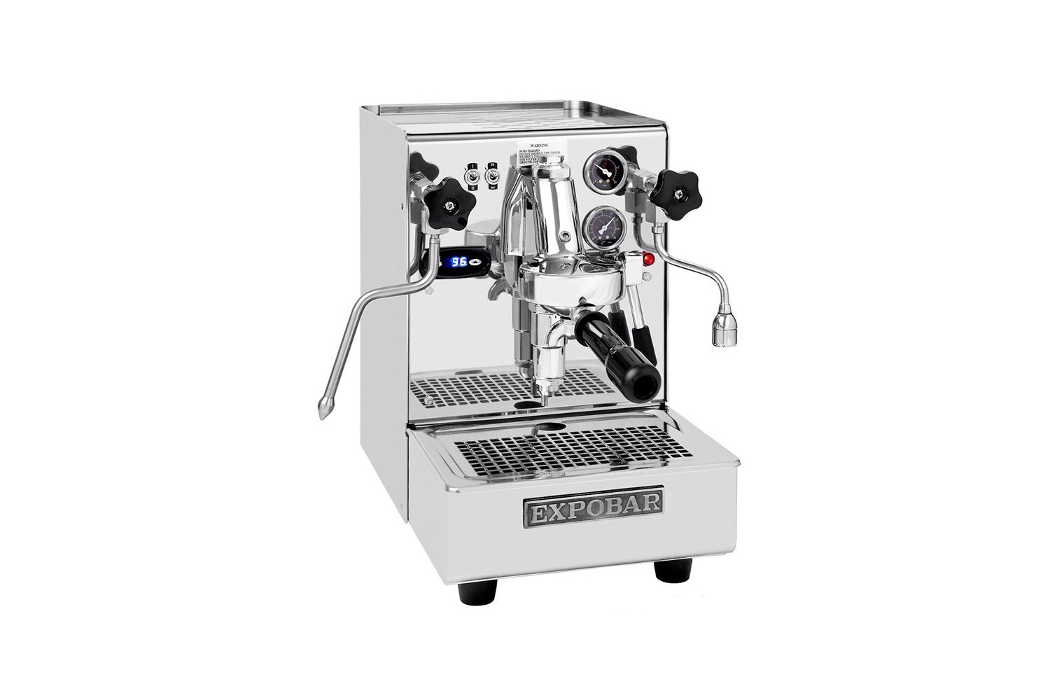 the expobar brewtus iv espresso machine can be sourced refurbished through whol 15