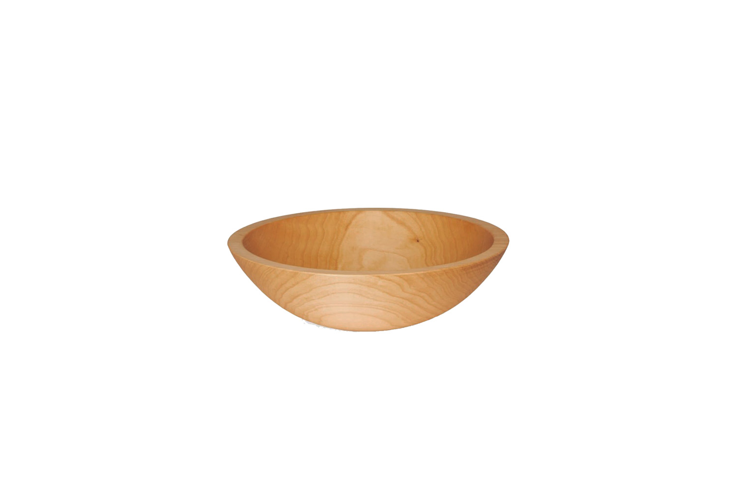 at hudson grace, the \1\2 inch hg wood bowl in maple is \$\150. 22