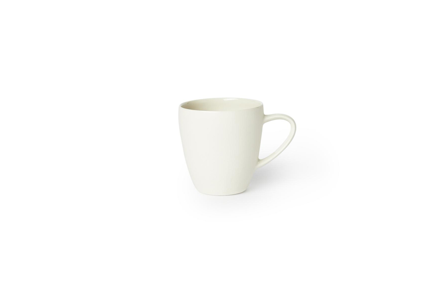 from mud australia, the mug with handle, shown in milk, is $64 aud at mud. 13