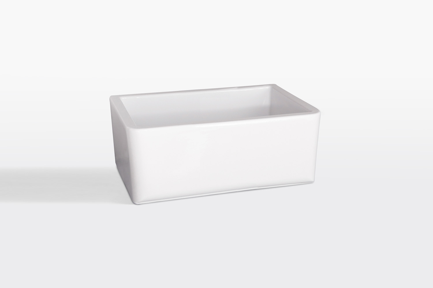 the fireclay kitchen sink is \$708 at rejuvenation. 19