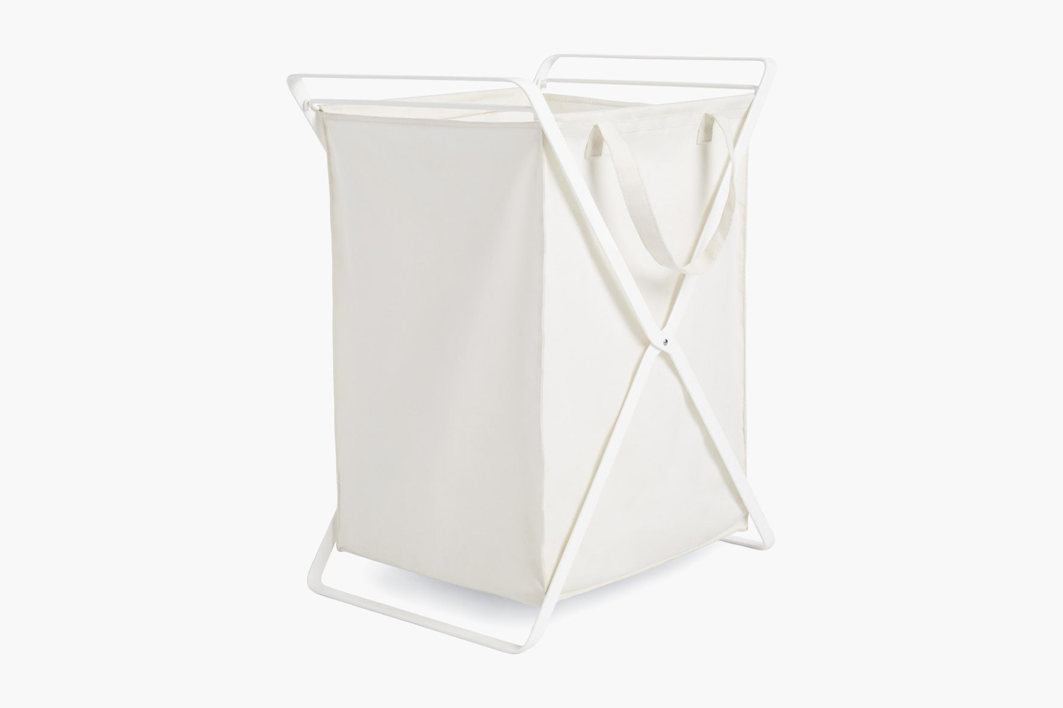 the yamazaki home tower laundry hamper is $100 at design within reach. 19