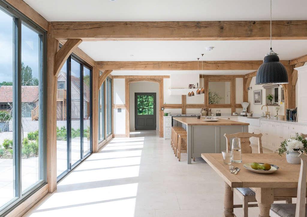 a family kitchen 11