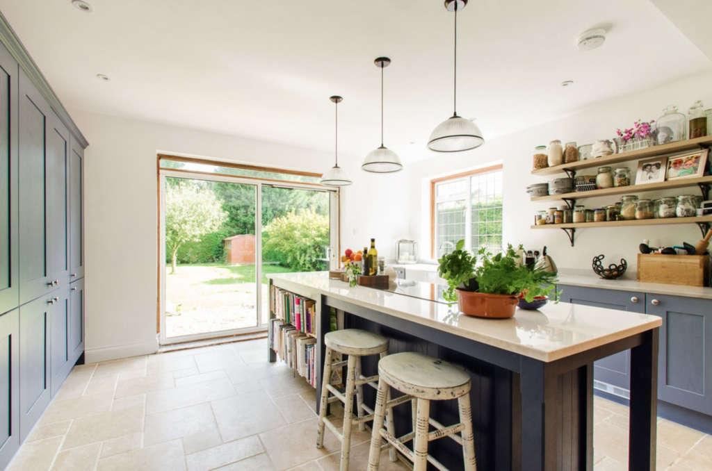 sevenoaks kitchen extension 9