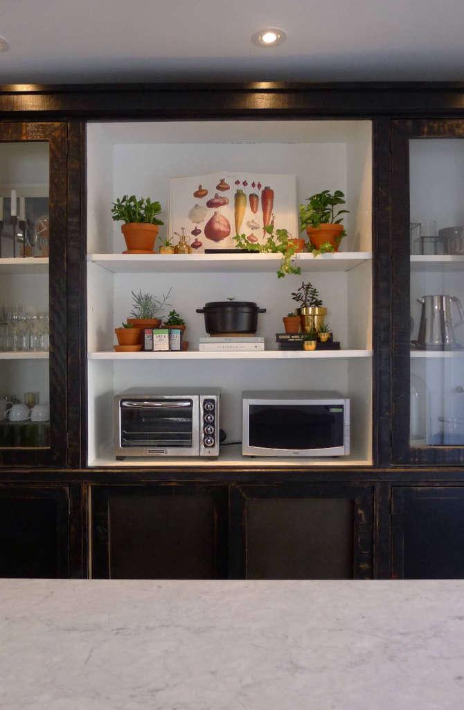 Rustic amp Refined Kitchen portrait 3 16