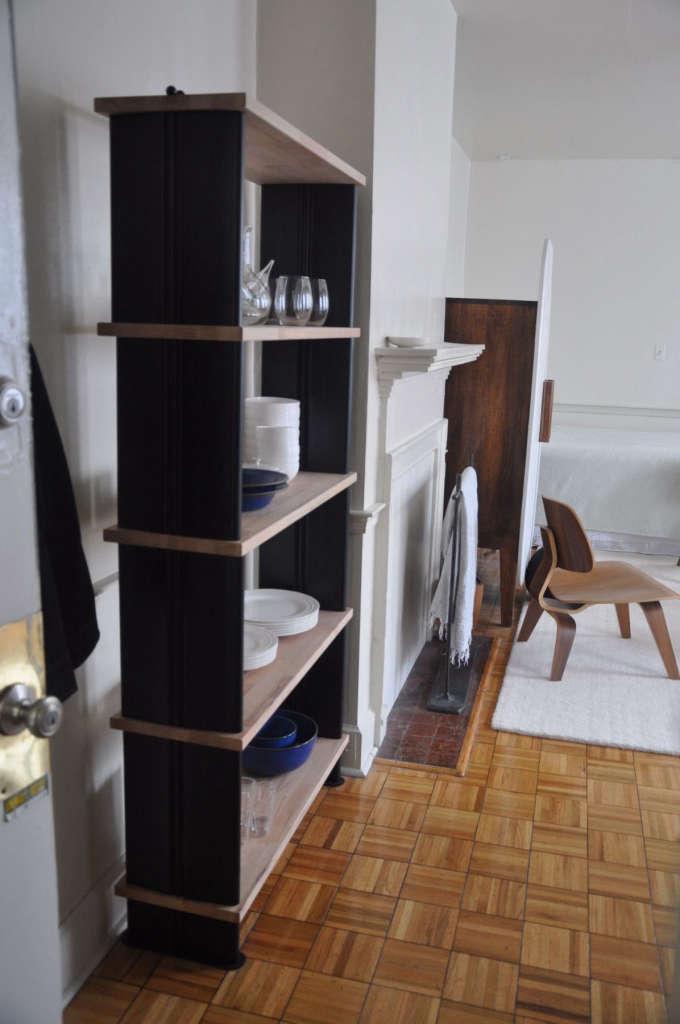 Apartment 3R Piarotto Bookcase