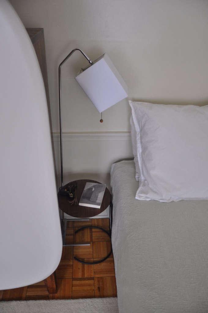 Apartment 3R Bedside Closeup