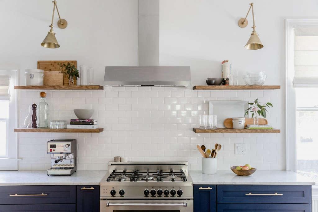 West End Eclectic Kitchen portrait 3 11