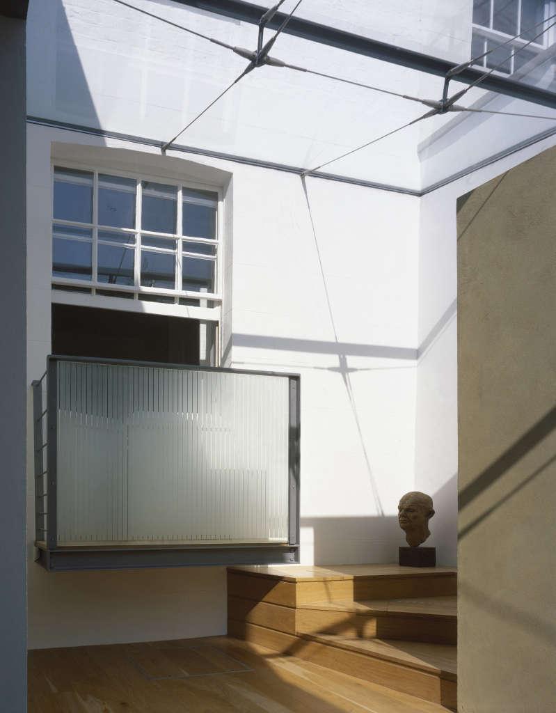 Listed Georgian Terrace In London NW3 portrait 3 12